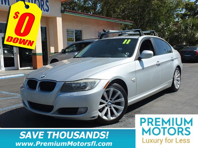 2011 BMW 3 SERIES 328I XDRIVE BMW FOR LESS SAVE THOUSANDS At Premium Motors we have relationshi