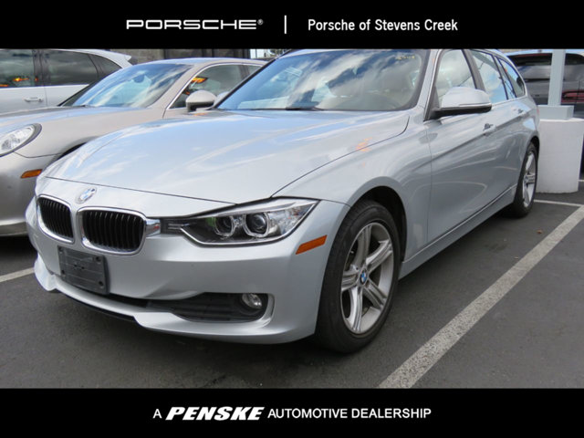 2015 BMW 3 SERIES SPORTS 328D XDRIVE Glacier Silver Metallic 2015 BMW 3 Series 328d xDrive AWD 8-S