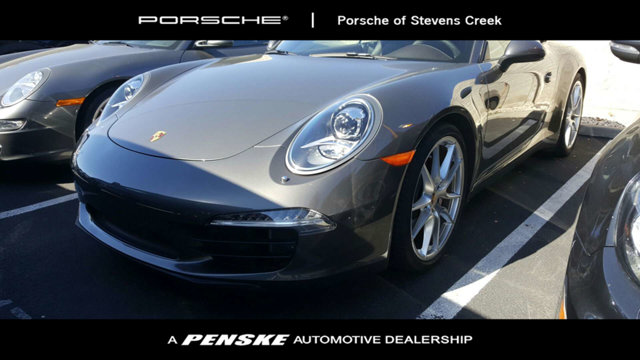 2013 PORSCHE 911 2DR CABRIOLET CARRERA S Air Conditioning Climate Control Cruise Control Power