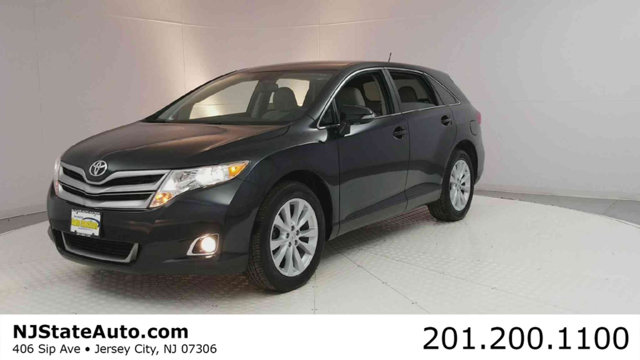 2014 TOYOTA VENZA 4DR WAGON I4 AWD LE CARFAX One-Owner Clean CARFAX Attitude Black 2014 Toyota Ve
