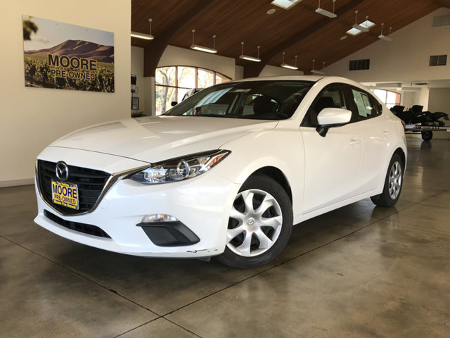 2015 MAZDA MAZDA3 STEERING WHEEL MOUNTED CONTROL BUY WITH CONFIDENCE CARFAX 1-Owner Mazda3 and