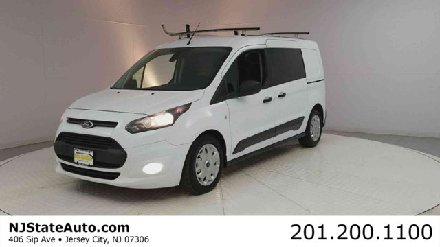 2014 FORD TRANSIT CONNECT LWB XLT This 2014 Ford Transit Connect 4dr LWB XLT features a 25L 4 CYL