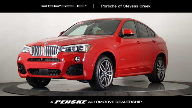 2015 BMW X4 XDRIVE35I So few miles means its like new Gently used Your quest for a gently used