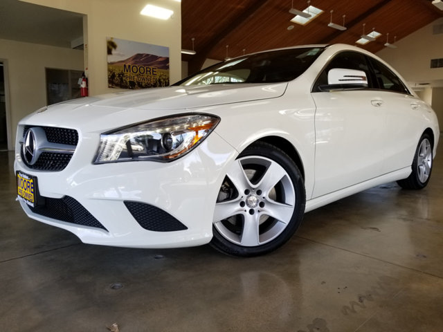 2016 MERCEDES CLA VOICE ACTIVATED NAVIGATION SYS BUY WITH CONFIDENCE CARFAX 1-Owner CLA and CAR