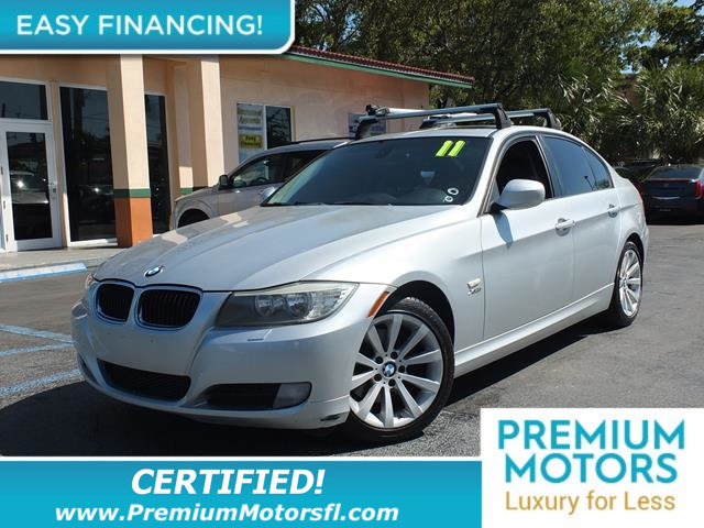 2011 BMW 3 SERIES 328I XDRIVE LOADED CERTIFIED WE SAVE YOU THOUSANDS Fully serviced just