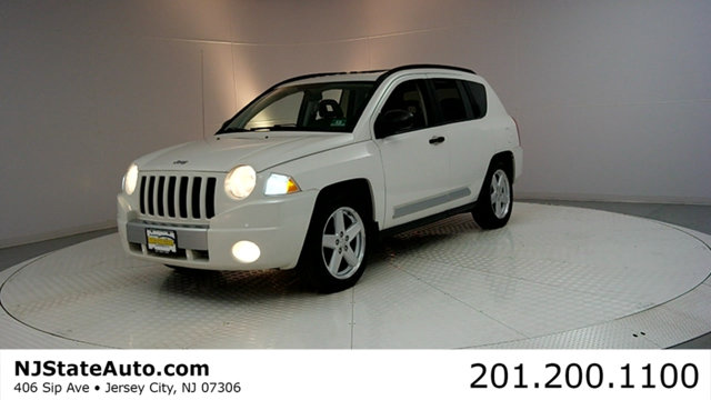2007 JEEP COMPASS 4WD 4DR LIMITED CARFAX CERTIFIED WITH SERVICE RECORDS Compass Limited 4W