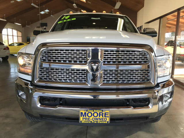 2017 RAM 2500 4X4DIESEL EXHAUST BRAKECUM BUY AND DRIVE WORRY FREE Own this CARFAX 1-Owner a
