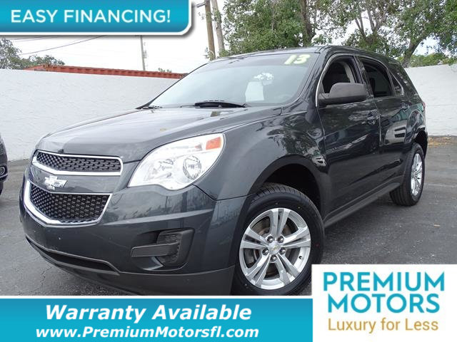 2013 CHEVROLET EQUINOX FWD 4DR LS LOADED CERTIFIED WE SAVE YOU THOUSANDS Fully serviced just s