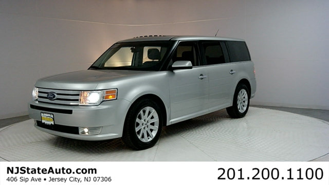 2009 FORD FLEX 4DR SEL AWD  Carfax Certified 1-Owner well maintained regular oil changes Flex