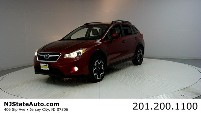2014 SUBARU XV CROSSTREK 5DR AUTOMATIC 20I PREMIUM CARFAX CERTIFIED 1-OWNER WITH SERVICE RECOR