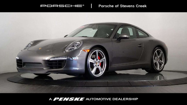 2015 PORSCHE 911 2DR CPE CARRERA S Has loads of curb appeal Serious braking power Looking for a