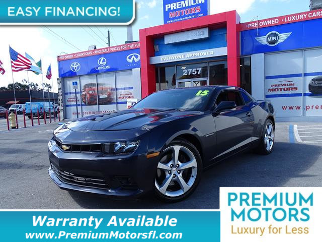 2015 CHEVROLET CAMARO 2DR COUPE SS W1SS LOADED CERTIFIED WE SAVE YOU THOUSANDS Dont Pay Retai