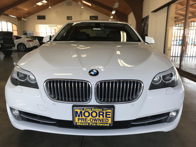 2011 BMW 5 SERIES LEATHERNAVIGATIONSPORTYL REST EASY With its 1-Owner  Buyback Qualified