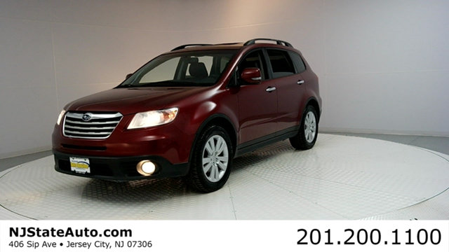 2012 SUBARU TRIBECA 4DR 36R LIMITED CARFAX CERTIFIED WITH SERVICE RECORDS Tribeca Limited
