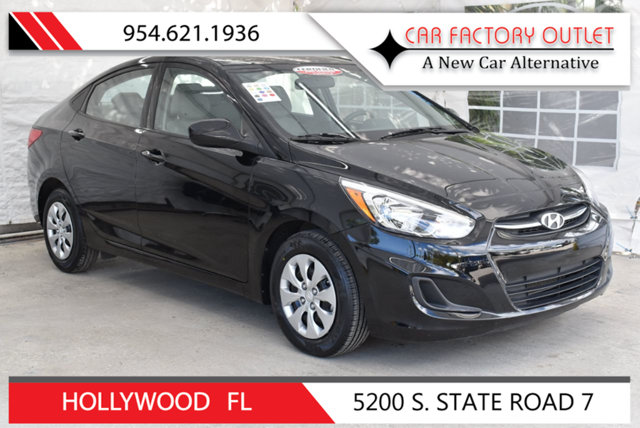 2017 HYUNDAI ACCENT  This 2017 Hyundai Accent 4dr features a 16L 4 CYLINDER 4cyl Gasoline engine