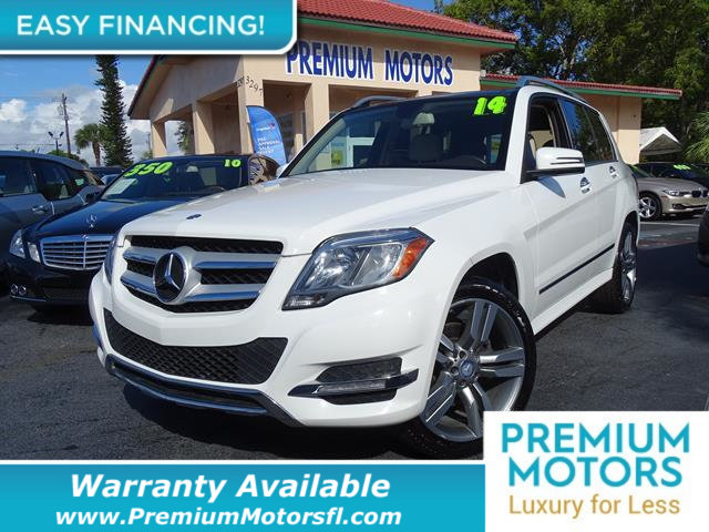 2014 MERCEDES GLK RWD 4DR GLK 350 LOADED CERTIFIED WARRANTY Dont Pay Retail Get low monthly p