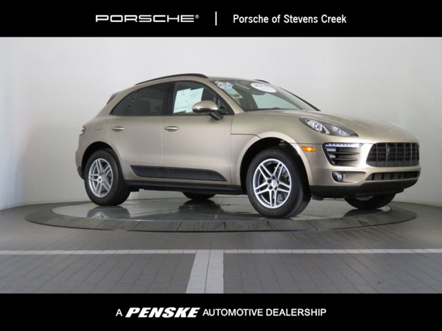 2017 PORSCHE MACAN AWD Porsche Certified Porsche Certified Pre-Owned means you not only get the r