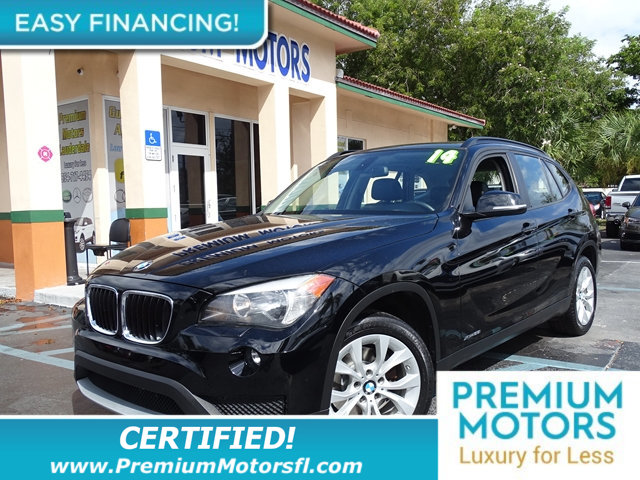 2014 BMW X1 XDRIVE28I BUY WITH CONFIDENCE CARFAX 1-Owner X1 and CARFAX Buyback Guarantee qualifie