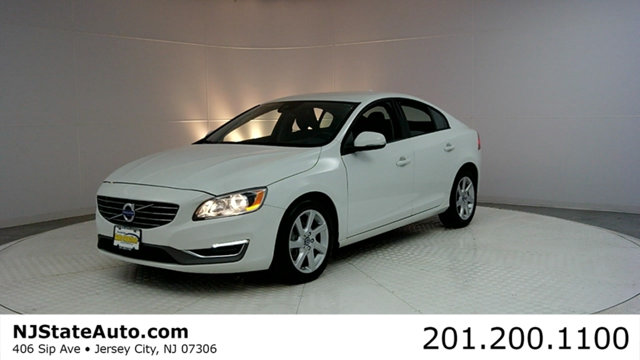 2014 VOLVO S60 4DR SEDAN T5 FWD CARFAX CERTIFIED 1-OWNER WITH SERVICE RECORDS S60 T5 At New J