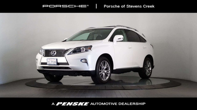 2014 LEXUS RX 350 350 4DR AWD AWD Barely driven The cockpit is quiet central Do you want it all