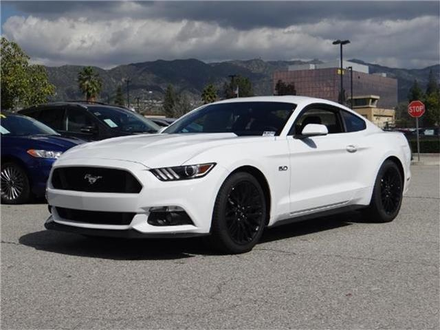 2017 Ford Mustang MUSTANG GT COUPE Miles 1Color OXFORD WHITE Stock M71651 VIN 1FA6P8CF1H5272