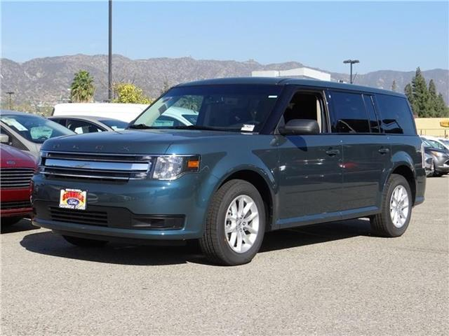 2016 Ford Flex SE Front-wheel Drive Miles 1Color TOO GOOD TO BE Stock M63498 VIN 2FMGK5B88G