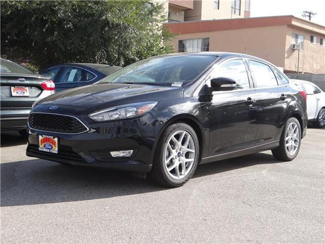 2015 Ford Focus SE Sedan Miles 1Color TUXEDO BLACK Stock M52953 VIN 1FADP3F29FL361599