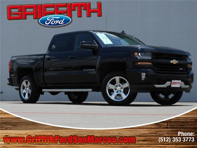 2016 Chevrolet Silverado 1500 LT w1LT 4x4 Crew Cab 575 ft box 1435 in WB Look no further this