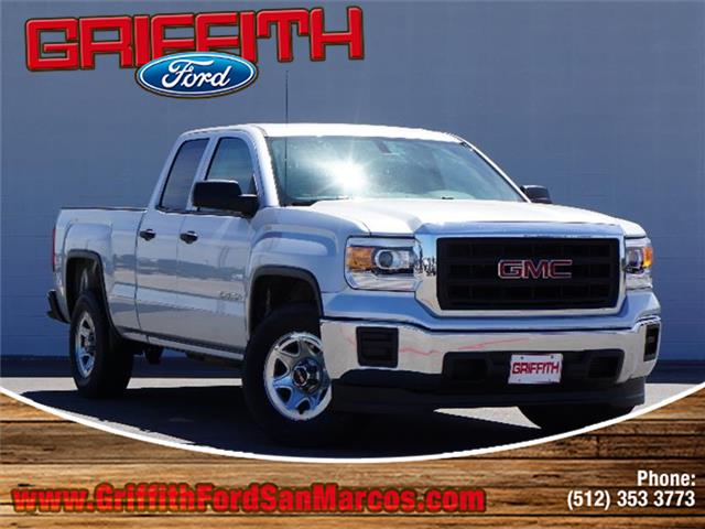 2014 GMC Sierra 1500 4x2 Double Cab 66 ft box 1435 in WB Look no further this 2014 GMC Sierra