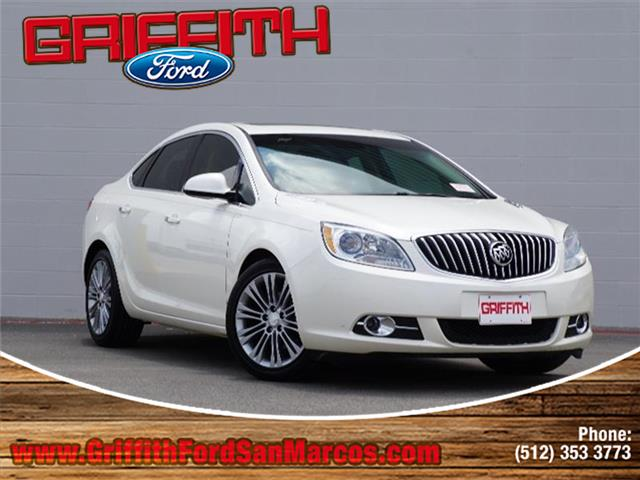 2012 Buick Verano Leather Group Sedan This 2012 Buick Leather Group 4dr Sedan has been fully servi