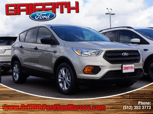 2017 Ford Escape S Front-wheel Drive Miles 50Color GOLD Stock 21437N VIN 1FMCU0F79HUB21437