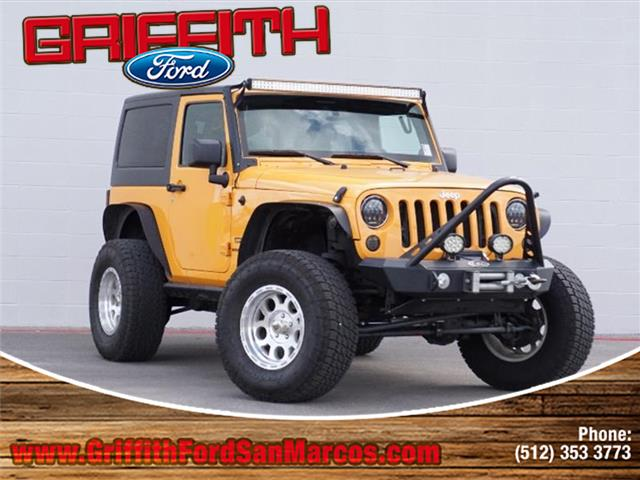 2012 Jeep Wrangler Sport 4x4 Look no further this 2012 Jeep Wrangler Sport 2dr 4x4 is just what yo