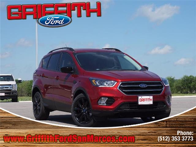 2017 Ford Escape SE Front-wheel Drive Miles 10Color RED Stock 33904N VIN 1FMCU0GD9HUC33904