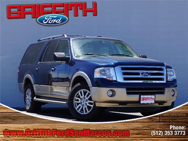 2013 Ford Expedition EL XLT 4x2 Look no further this 2013 Ford Expedition EL XLT 4dr 4x2 is just w