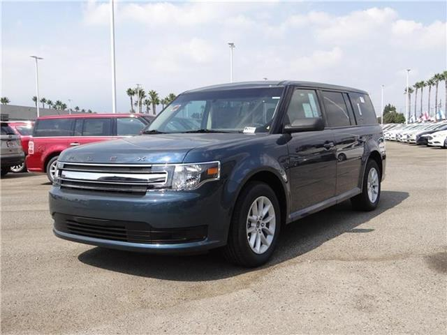 2016 Ford Flex SE Front-wheel Drive Miles 1Color TOO GOOD TO BE Stock M63431T VIN 2FMGK5B83