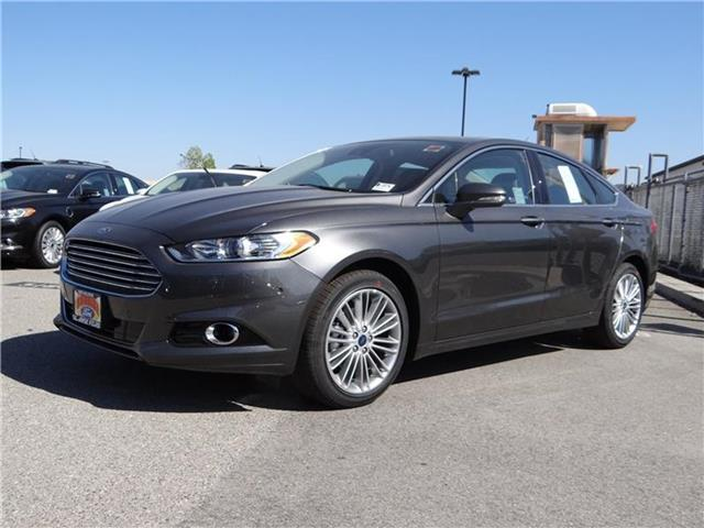 2015 Ford Fusion SE Front-wheel Drive Sedan Miles 1Color MAGNETIC METALL Stock M51626 VIN 3F