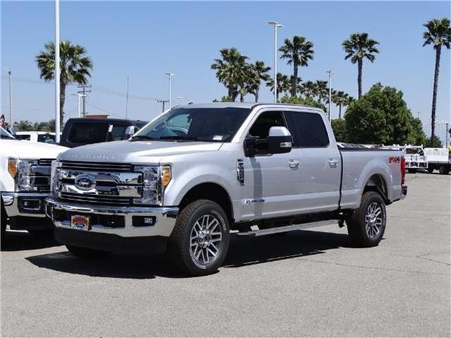 2017 Ford F-250 F250 4X4 CREWC Miles 1Color INGOT SILVER Stock M73609T VIN 1FT7W2BT4HEC9794