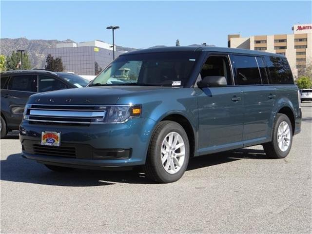 2016 Ford Flex SE Front-wheel Drive Miles 1Color TOO GOOD TO BE Stock M63621 VIN 2FMGK5B80GB