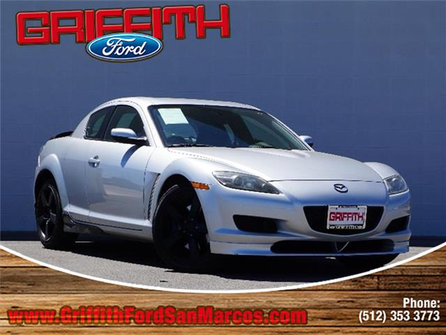 2008 Mazda RX-8 40th Anniversary Edition Coupe Look no further this 2008 Mazda RX-8 Touring M6 4