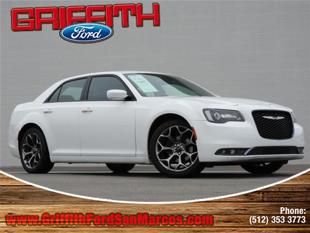 2016 Chrysler 300 S Rear-wheel Drive Sedan 2016 300 S 4dr Rear-wheel Drive Sedan Chrysler At Griff