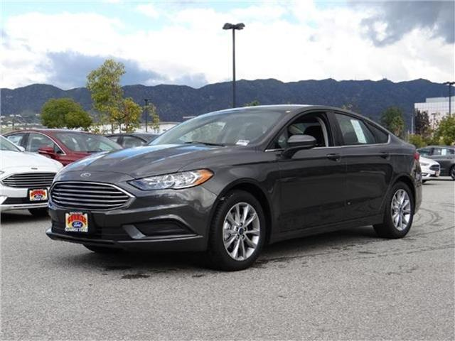 2017 Ford Fusion SE Front-wheel Drive Sedan Miles 354Color MAGNETIC GRAY Stock M71197T VIN 3