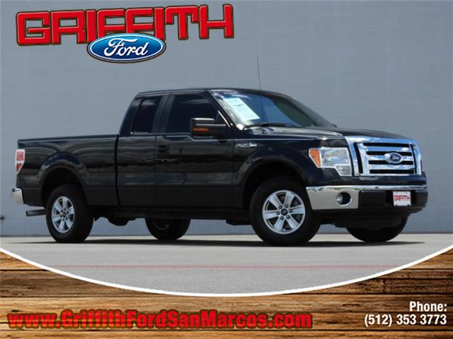 2012 Ford F-150 FX2 4x2 Super Cab Styleside 65 ft box 145 in WB Look no further this 2012 Ford