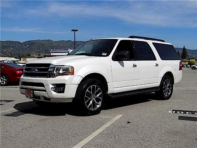 2017 Ford Expedition XLT 4x2 Miles 1Color WHITE PLATINUM Stock M71747T VIN 1FMJK1HT1HEA16172