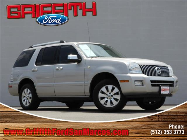 2006 Mercury Mountaineer Premier V8 All-wheel Drive This 2006 Mercury Premier V8 All-wheel Drive h