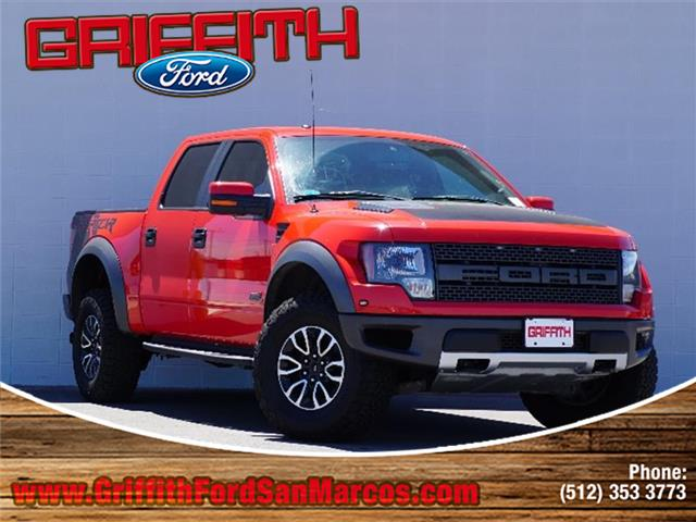 2012 Ford F-150 SVT Raptor 4x4 SuperCrew Cab Styleside 55 ft box 145 in WB Look no further this