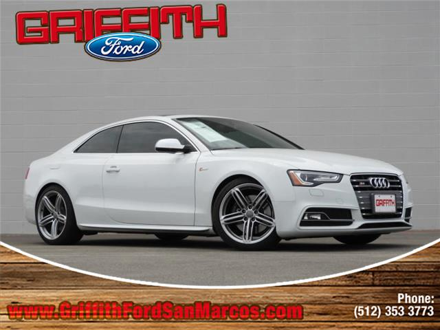2013 Audi S5 30T Prestige M6 All-wheel Drive quattro Coupe Look no further this 2013 Audi S5 3