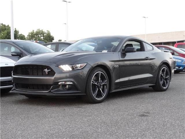 2017 Ford Mustang MUSTANG GT COUPE PREMIUM Miles 1Color MAGNETIC GRAY Stock M73511T VIN 1FA6