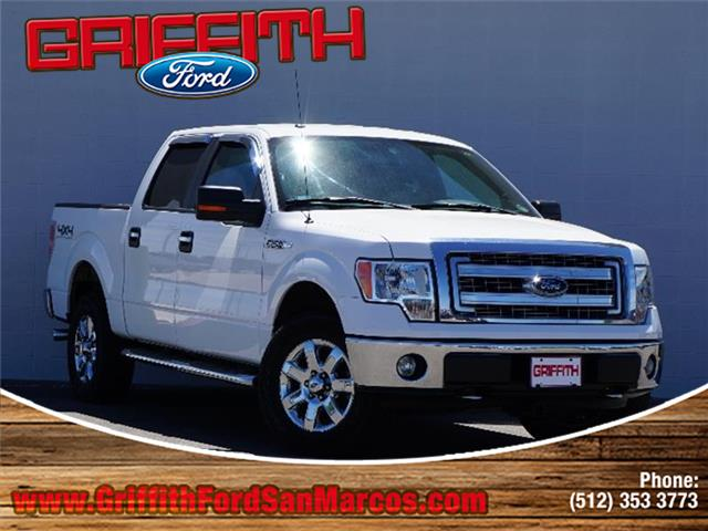 2013 Ford F-150 XLT 4x4 SuperCrew Cab Styleside 55 ft box 145 in WB 2013 F-150 XLT 4x4 SuperCre