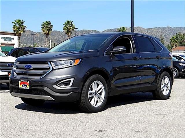 2017 Ford Edge SEL All-wheel Drive Miles 1Color MAGNETIC METALL Stock M71949 VIN 2FMPK4J95HB