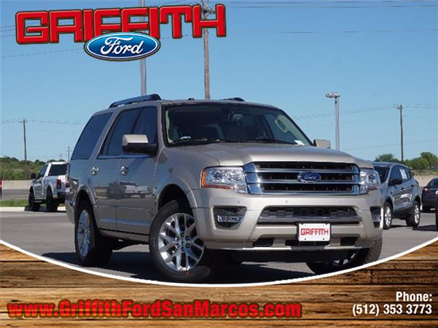 2017 Ford Expedition Limited 4x2 Miles 10Color WHITE GOLD Stock 47404N VIN 1FMJU1KT4HEA47404